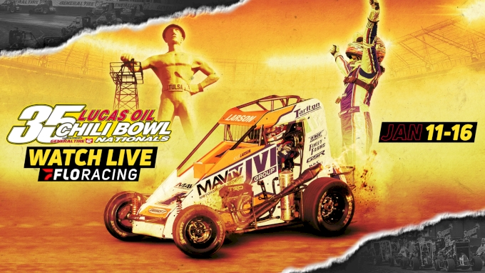 picture of 2021 Lucas Oil Chili Bowl Nationals