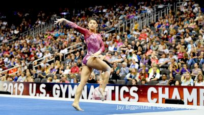The Best Of Kayla DiCello At US Championships