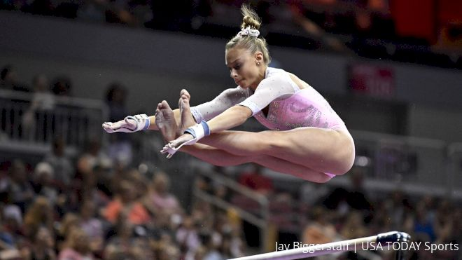 Grace McCallum Defies The Odds To Come Back In An Olympic Year