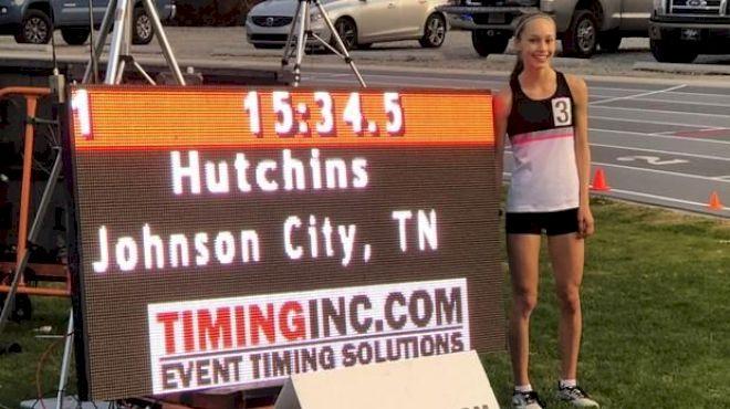 16-Year-Old Jenna Hutchins Breaks U.S. U20 Outdoor 5k Record