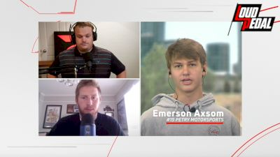 Emerson Axsom | The Loudpedal Podcast (Ep. 15)