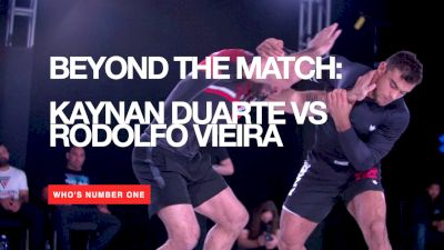 Beyond The Match: Kaynan vs Rodolfo