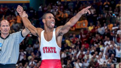 """Darrion Caldwell: """"Nothing Was Going To Stop Me From Winning A National Title"""""""