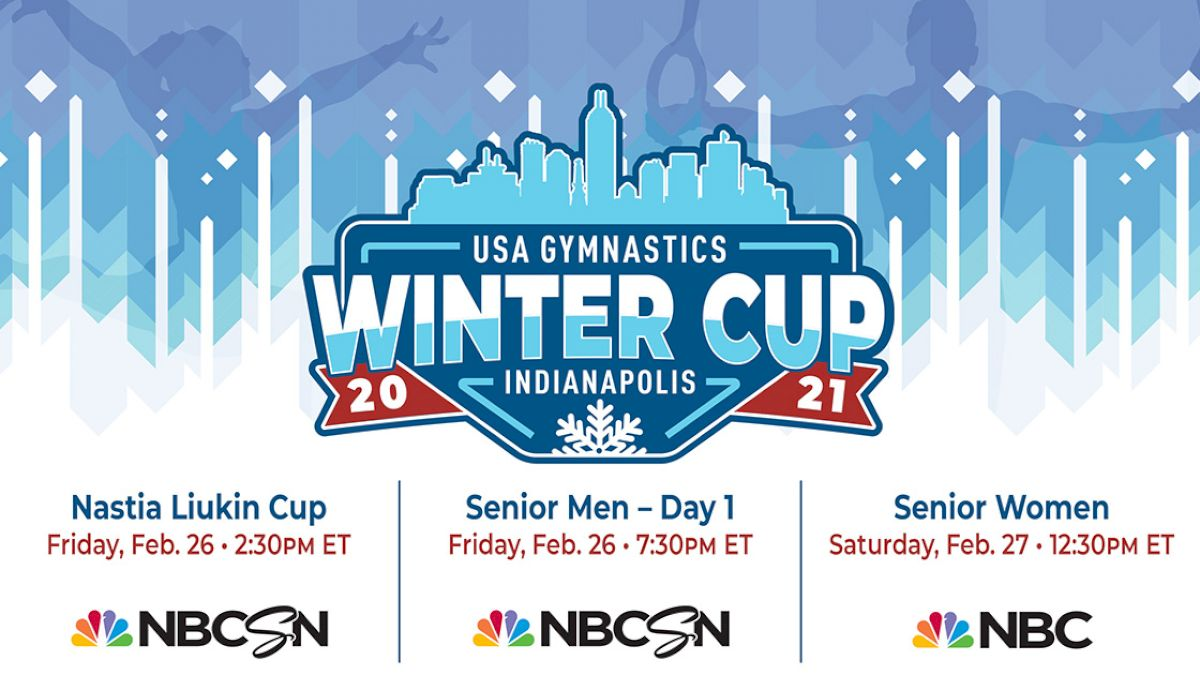 2021 USAG Winter Cup