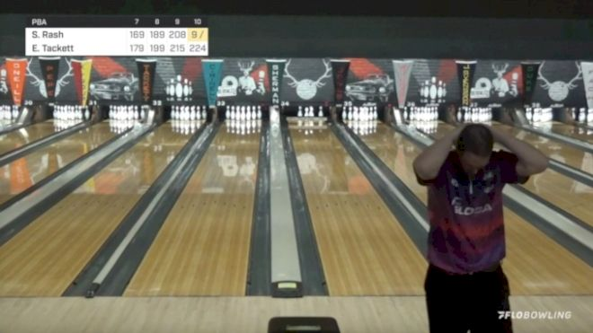 No. 3: Sean Rash Makes Incredible Mistake | FloBowling's Top 10 Of 2020