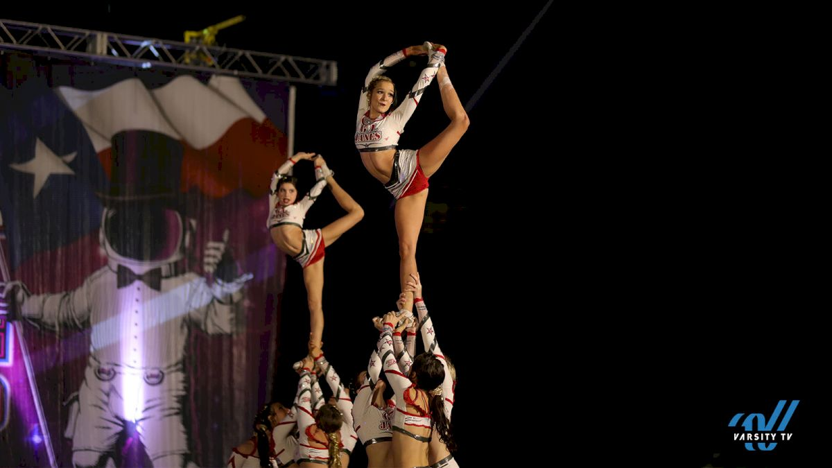 Watch The Day 1 Routines From The Level 6 Non Tumbling Divisions