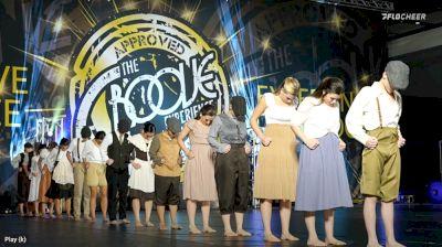 Pushing For Each Other: Dancin Bluebonnets Open Lyrical