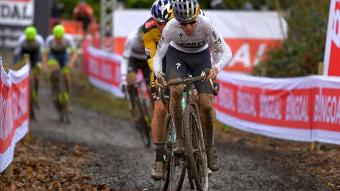 picture of 2021 UCI Cyclocross World Cup: Waterloo