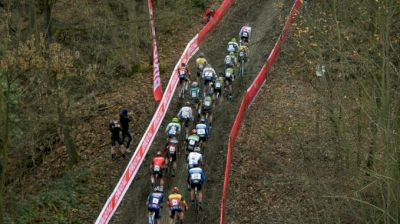 Replay: 2020 UCI Cyclocross World Cup Namur