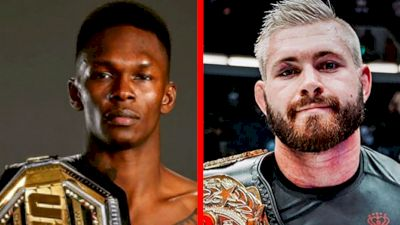 Grappling Remix: Israel Adesanya X Gordon Ryan