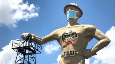 16. Tulsa Is Practically Here