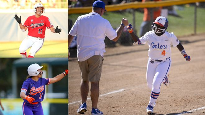 Cast Your Vote For The Best Dressed Division I Softball Team Of 2020