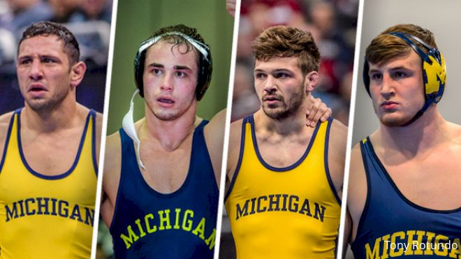 The 2021 Michigan Wolverine Lineup Look