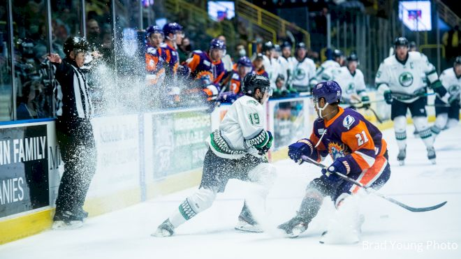 Panthers, Lightning & Everblades: Florida Is Becoming A Hockey Hotspot