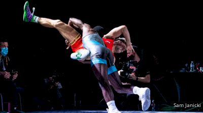 Highlights From The 8-Man 150lbs Bracket