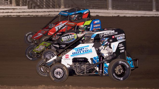 14 Dates Set for USAC's Nov. 2021 Schedule