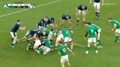 Highlight: Scotland vs Ireland (3rd place)