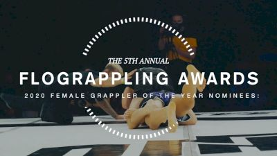 Vote NOW for 2020 Female Grappler Of The Year | FloGrappling Awards