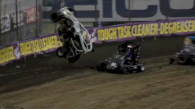 Thrills & Spills Thursday At The Lucas Oil Tulsa Shootout
