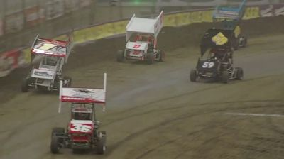 Qualifiers | Winged Outlaw at Lucas Oil Tulsa Shootout