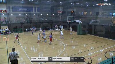 South Lousiana vs Fast Break- AAU 14 U Boys Championships