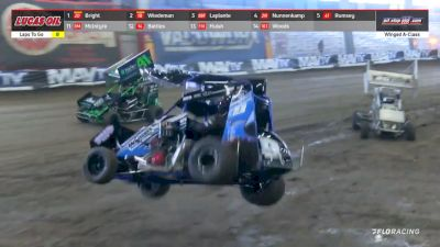 Thrills & Spills Saturday At The Lucas Oil Tulsa Shootout
