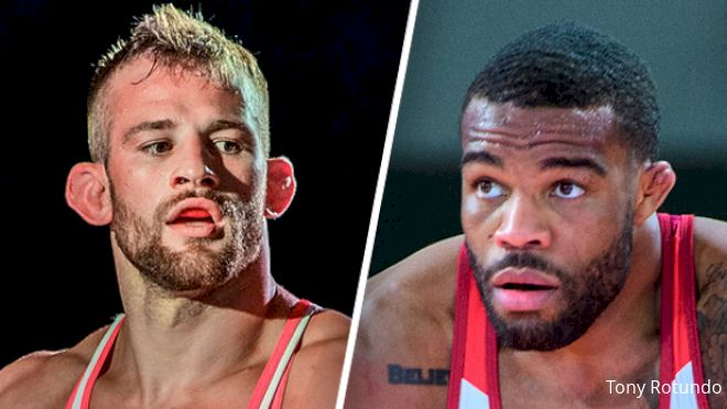 Jordan Burroughs vs David Taylor Betting Odds