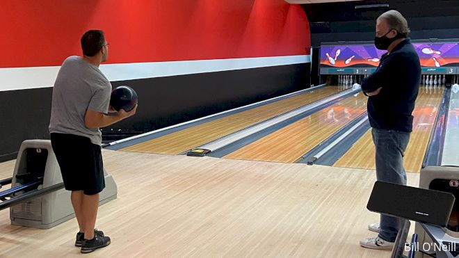 Bill O'Neill's Bond With His Father Has Led To PBA Tour Success