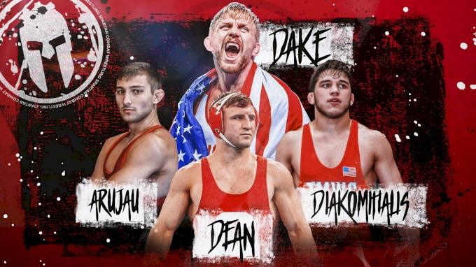picture of 2021 Spartan Combat Wrestling I