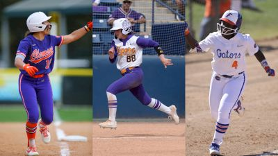 2020 Voted Best Dressed Division I Softball Teams