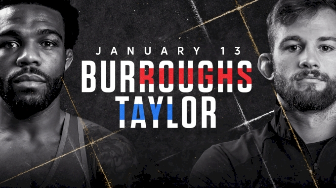 picture of FloWrestling 4: Burroughs vs. Taylor
