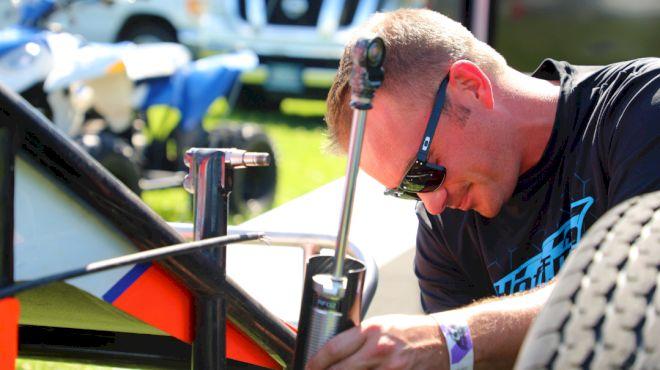 Hummel Named USAC's 2020 Top Chief Mechanic