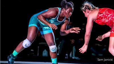 76 kg Flo - Adeline Gray, NYAC vs Tamyra Mensah-Stock, TMWC