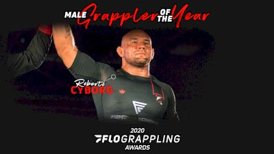 Roberto Cyborg Is The 2020 FloGrappling Male Grappler Of The Year