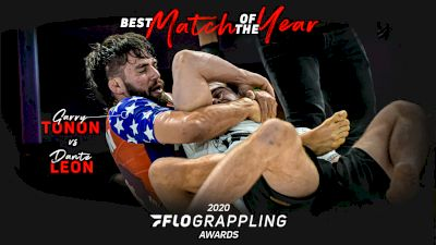 Garry Tonon Shares 2020 FloGrappling Match Of The Year Award