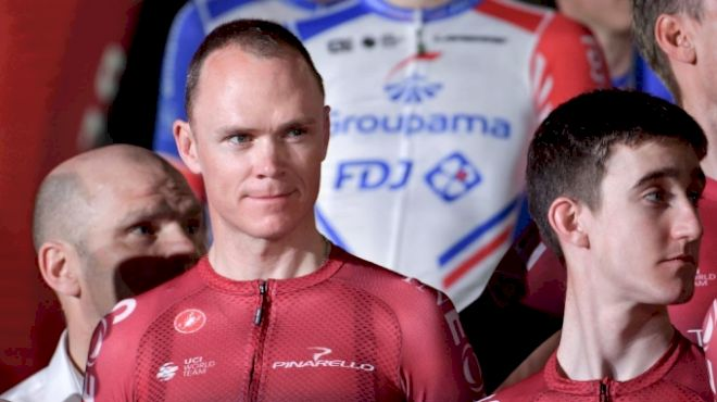 Froome's Israel Start-Up Nation Debut Off Due To Coronavirus
