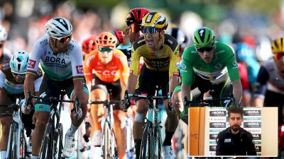Tour de France Sprint: Sagan Expecting Apology From Van Aert