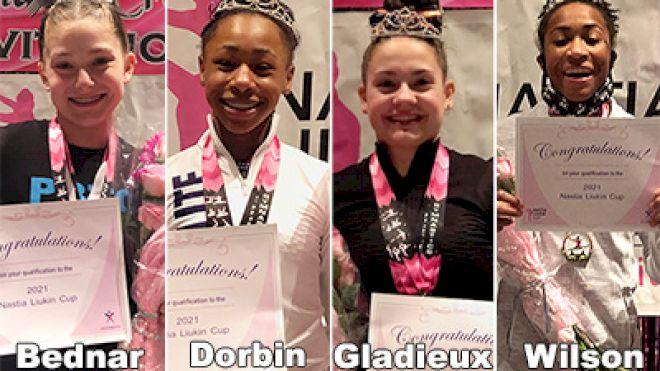 Four Gymnasts From Atlanta Crown Earn Berths To 2021 Nastia Liukin Cup