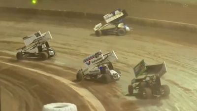 Feature Replay | Super Seven Sprint Cars at Archerfield Speedway