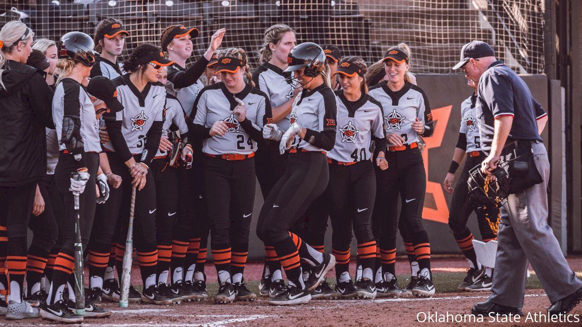 How Oklahoma State Softball Climbs Steadily Toward The Top