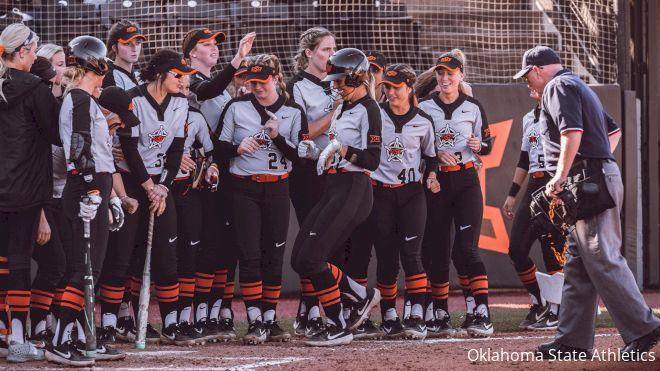 How Oklahoma State Softball Climbs Steadily Toward The Top