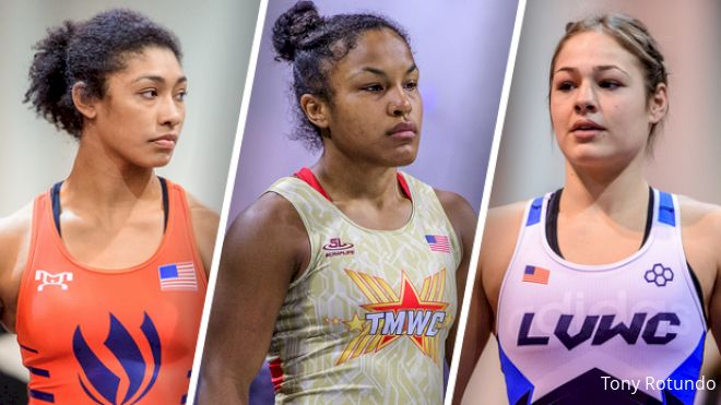USA Wrestling Releases Draft Eligible 68 kg Women For Captains' Cup