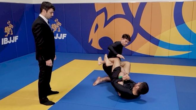 Grappling Bulletin: You Shouldn't Be Mad About The IBJJF Heel Hook Rules