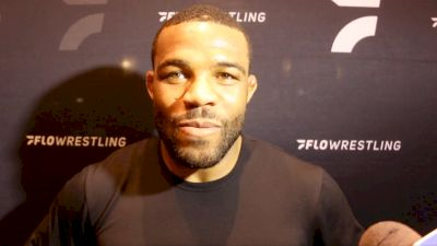 Jordan Burroughs On DT Match And What His Future Looks Like