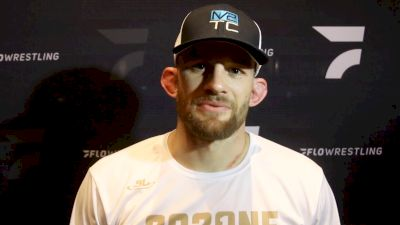 David Taylor Breaks Down Match With Jordan Burroughs