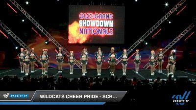 Wildcats Cheer Pride - Scratch [2020 L4 Senior Coed - Small Day 1] 2020 GLCC: The Showdown Grand Nationals