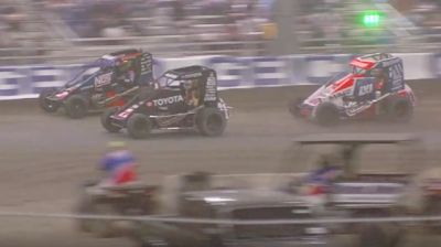 Pole Shuffle | Lucas Oil Chili Bowl Saturday