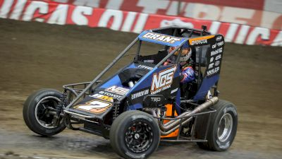 Justin Grant Finishes 2nd In Lucas Oil Chili Bowl