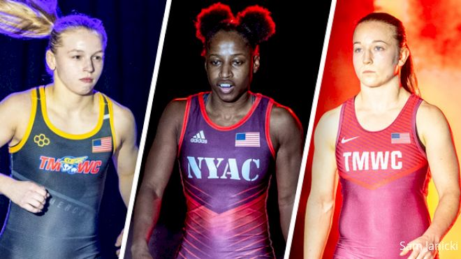 USA Wrestling Releases Draft Eligible 50 kg Women For Captains' Cup