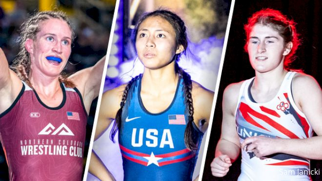 USA Wrestling Releases Draft Eligible 53 kg Women For Captains' Cup